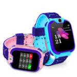 Оригинал Bakeey S11 1,54 'GSM Расположение One-key SOS камера Музыкальный плеер 480mAh Large Батарея Детские часы Smart Watch