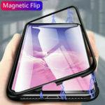 Оригинал Bakeey 360 ° Магнитная адсорбция Металл Закаленное стекло Защитная флип Чехол для Xiaomi Mi 9T / Mi9T Pro / Xiaomi Redmi K20 / Xiaomi Redmi K20 PRO