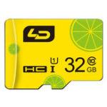 Оригинал LD 8 ГБ 16GB 32GB 64GB 128 ГБ Класс 10 Высокоскоростной 80 Мбит / с TF Карта памяти для планшета сотового телефона GPS Автомобиль Видеорегистратор
