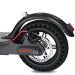 Оригинал Задний брызговик для шин Splash Fender Guard Wing For Xiaomi Mijia M365 Электрический скейтборд Скутер мотоцикл Ремонт Замена Набор