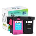 Оригинал Сменный струйный картридж TIANSE 1 для ПК 301XL Чернила для принтера HP 301 HP301 XL для HP Deskjet 1050 2050 2050s 2510 2540 3050 Envy 4500 4502 4504
