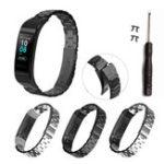 Оригинал Bakeey Full Steel Watch Стандарты Сменный ремешок для часов для Huawei Band 3/3 pro Smart Watch