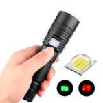 Оригинал Фонарик XANES® 086 XHP 50 5 режимов Водонепроницаемы Зарядное устройство USB с возможностью масштабирования Лампа Кемпинг Фонарик охотничий
