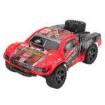 Оригинал REMO 1625 1/16 2.4G 4WD Водонепроницаемы Бесколлекторный Off Road Monster Truck RC Авто Модели автомобилей