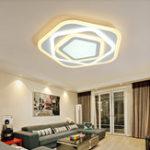Оригинал 36W LED Потолок Лампа С Дистанционный Контроллер внутреннего освещения AC220V