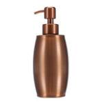 Оригинал Диспенсер для жидкостей Насос Стальная бутылка для рук Мыло Масло для лосьона для душа Гель Шампунь