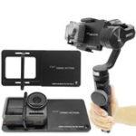 Оригинал Кронштейн крепления карданного адаптера универсальный Fo DJI OSMO Gopro3 / 3 + / 4/5 Xiaomi Yi 4K SJcam Meegou Sport камера