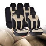 Оригинал 5M Universal Авто Переднее сиденье Задняя крышка скамьи Протекторы Полный комплект Моющийся
