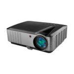 Оригинал Rigal RD-819 Video Проектор 4000 Lumen Full HD 1920 * 1200 Разрешение Для домашних развлечений Кинотеатр Офис Домашний кинотеатр 3D Проектор