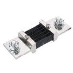Оригинал Амперметр Амперметр постоянного тока 600А / 75 МВ постоянного тока FL-2 Шунтирующий резистор измерения тока 75 мА
