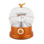Оригинал 1000 Вт 220 В 360 Градусов Портативный Bird Cage Space Нагреватель Плита 2 Передач Электрический Вентилятор Радиатор Теплее Нагреватель Вентилятор дл