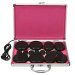 Оригинал 110V-220V Electric Heating Box 16Pcs Massager Hot Stones Kit