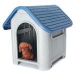 Оригинал Пластик Собака Питомник Pet Кот Дом Всепогодный На открытом воздухе Крышка приюта для животных