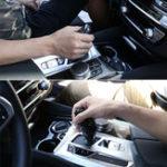 Оригинал Крышка рукоятки рычага переключения передач для автомобиля Крышка Abs Ручка ручного тормоза Чехол Декор для BMW G30 G31 6 Series GT G11 G12 X3 X4
