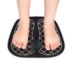 Оригинал Массажный коврик для массажа ног Shiatsu EMS EMS