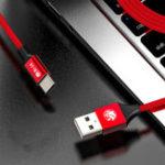 Оригинал X-IT 2.1A Micro USB ToType-C Кабель для быстрой зарядки данных для OPPO VIVO HUAWEI P30 XIAOMI S10 S10+
