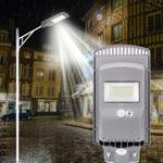 Оригинал 60 Вт 120 Вт 160 Вт LED Солнечная Уличный фонарь PIR Движение Датчик На открытом воздухе Сад Стена Лампа