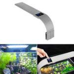 Оригинал X9 10 Вт / 15 Вт Аквариум Light Aquatic Растение Лампа Аквариум Light Водонепроницаемы Клип Лампа