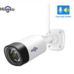 Оригинал Hiseeu TZ-HB312 HD 1080P 2-мегапиксельная беспроводная На открытом воздухе Безопасность камера Всепогодный Пуля IP WiFi На открытом воздухе камера для с