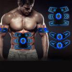 Оригинал Тренажер для тела с тренажерами EMS для тренировки мышц