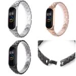 Оригинал Bakeey из нержавеющей стали бабочка с пряжкой Стандарты для Xiaomi Mi Band 4 & 3 Smart Watch