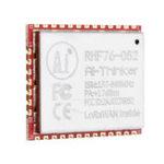 Оригинал SX1276 Беспроводной модуль LoRa RHF76-052 Встроенный модуль узла LoRaWAN STM32 Низкая мощность 433/470/868/915 МГц