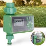 Оригинал Автоматический таймер полива Таймер полива LCD Дисплей Для семьи Сад Тепличные растения