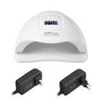 Оригинал 108W Ногти Лампа Smart UV Светодиодный Professional Ногти Сушилка