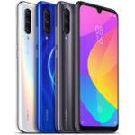 Оригинал Xiaomi Mi CC9e 6.088 дюймов AMOLED 48MP Тройной задний камера 4 ГБ 64GB Snapdragon 665 Octa core 4G Смартфон