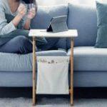 Оригинал CHENGSHE Многофункциональный диван-компаньон Bamboo Wooden Table от Xiaomi Youpin