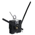 Оригинал Домашний декор Великобритания MSF Time Atomic Радио Контролируемый Бесшумный Часы Механизм DIY Набор Часы Аксессуары