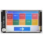Оригинал Полноцветный 3,5 дюймов LCD WIFI Touch Дисплей экран для 3D-принтер