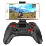 Оригинал Bakeey X5Plus Wireless Bluetooth Геймпад Игровой джойстик Контроллер Selfie Дистанционное Управление Держатель телефона Joypad для планшета Смартфон iPhone X XS HUA