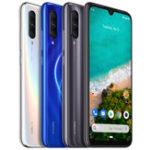 Оригинал Xiaomi Mi A3 Global Version 6,088 дюйма AMOLED 48MP Тройной задний камера 4 ГБ 64GB Snapdragon 665 Octa core 4G Смартфон