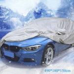 Оригинал Универсальный размер L Крытый На открытом воздухе Авто Чехол Полный Авто Крышка ВС UV Защита от пыли и снега