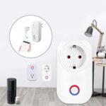 Оригинал WIFI Интеллектуальный Smart Plug APP Дистанционное Управление Розетка Разъем US ЕС Plug