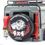 Оригинал 1/10 Запасные части покрышки для TRX4 SCX10 D90 KM2 D90 RC Crawler Авто Принадлежности