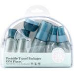 Оригинал Jordan & Judy Recycling Портативная косметическая упаковочная бутылка