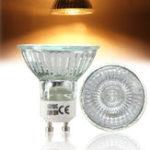 Оригинал AC220-240 В 20 Вт 35 Вт 50 Вт GU10 Теплый Белый Галоген Лампа Лампочка Для Дома Спальня Гостиная