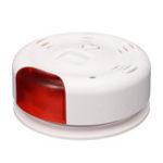 Оригинал Bakeey Независимый дымовой и световой сигнализации Беспроводной WIFI Датчик Tuya Smart Life APP Дистанционный Push