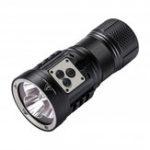 Оригинал Niwalker MF5SV1 15000 Lumen High PowerSpotlight 18650 EDC Фонарик IPX7 Водонепроницаемы Мини Факел для охоты На открытом воздухе