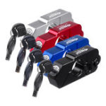 Оригинал Алюминиевый руль безопасности мотоцикл велосипедный тормоз Замок для Kawasaki/Honda/Yamaha / Suzuki / Benelli