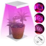 Оригинал 50 Вт Full Spectrum LED Grow Light USB Настольный Стол Лампа для Домашних Комнатных Растений DC5V