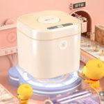 Оригинал Electric Infant Baby Feeding Milk Bottle Dry Heat Sterilizer Dryer Machine Cleaner