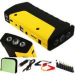 Оригинал High Power Bank многофункциональный Авто Jump Starter Emergency 10000 мАч 12 В Авто Зарядное устройство Мобильный Портативный Авто Питание