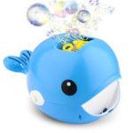 Оригинал Кит Bubble Machine Автоматическая Пузырьковая Машина Дети На открытом воздухе Комнатные Игрушки