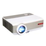 Оригинал Rigal RD808 LCD Проектор 1024X768 1080P HD 3500 Люмен