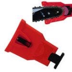 Оригинал Желтая / зеленая / красная точилка для зубьев бензопилы или точилка для заточки цепей в виде стержня Инструмент