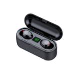 Оригинал Bakeey TWS Беспроводная связь Bluetooth 5.0 Наушник Цифровое питание Дисплей 8D Stereo Touch Control CVC8.0 Шумоподавление с зарядкой 2000 мАч Коробка