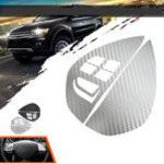 Оригинал Стикер кнопки рулевого колеса автомобиля для Mitsubishi ASX Lancer Outlander RVR Pajero Sport